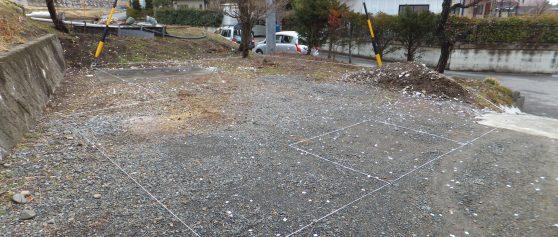 安曇野市明科Ⅿ邸新築工事始まりました‼
