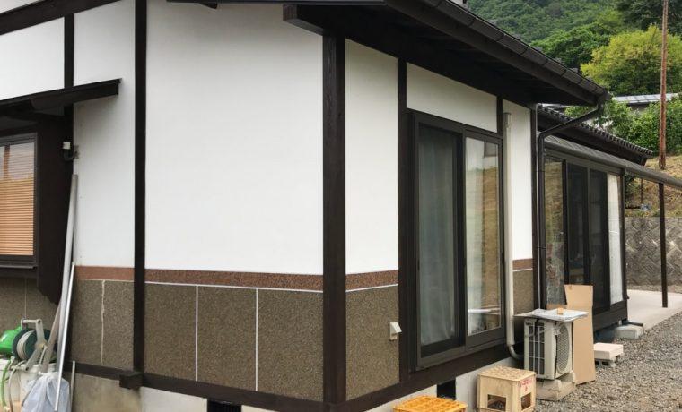 安曇野市豊科田沢M邸にて増築工事が完了しました‼