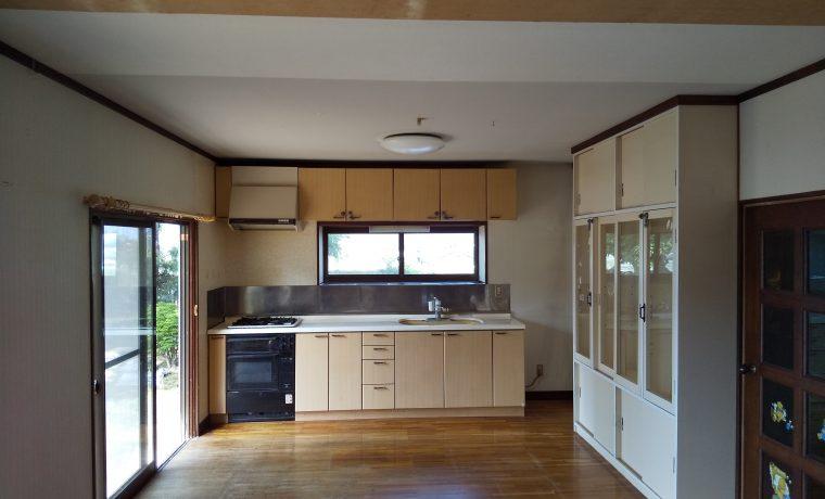 北安曇郡池田町F邸にてLDK改修工事が完了しました!