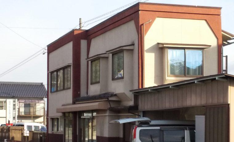 安曇野市豊科K邸外壁塗装工事が完了しました!